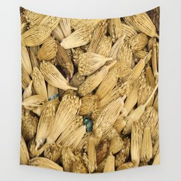 Dried Herbs Wall Tapestry