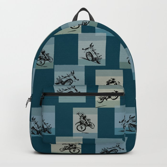 hot racingbikers Backpack