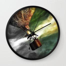 Child of the air Wall Clock