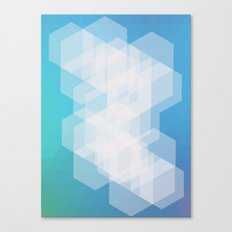 Shape series 5 Canvas Print