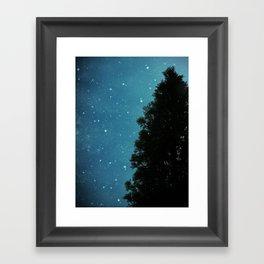 Star Light Framed Art Print
