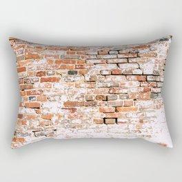 Bricked Rectangular Pillow
