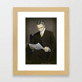 Seán Mac Diarmada  Framed Art Print