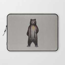 Land of the Brown Bear Laptop Sleeve