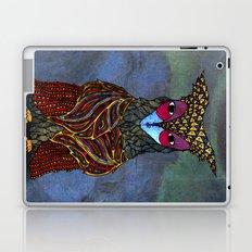Owl-Girl Laptop & iPad Skin
