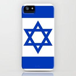 Israel Flag Israeli Patriotic iPhone Case