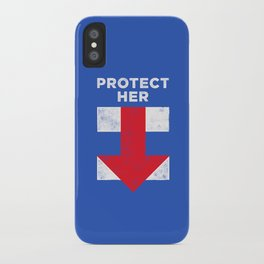 Protect Her iPhone Case