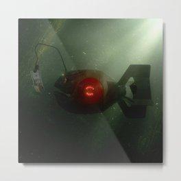 Glassfish Electronics Metal Print