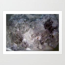 Celestite Variation Art Print