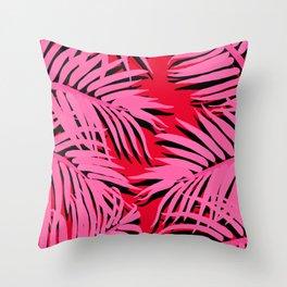 Palm tree no. 2 Throw Pillow