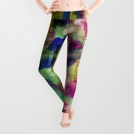 Color Leggings