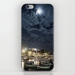 And the Moon to Rule the Sea iPhone Skin
