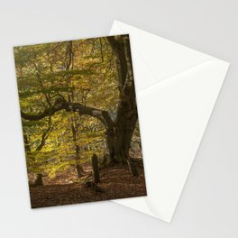 Growing on the Edge Stationery Cards