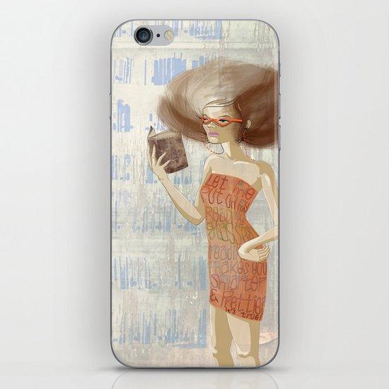Librarian iPhone & iPod Skin