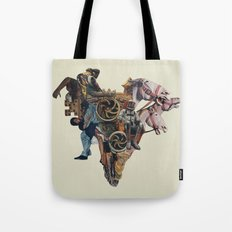 Ashes in the Arteries Tote Bag