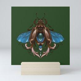 BEETLE Mini Art Print