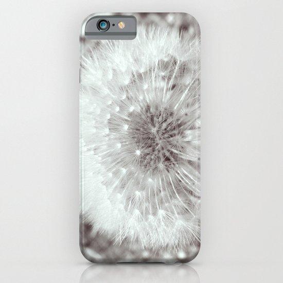 Dandylion iPhone & iPod Case