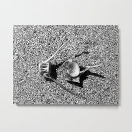 Spineless Metal Print