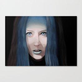 Illyria - Angel Canvas Print