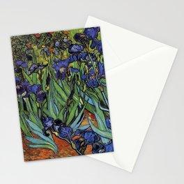 Irises -Vincent Van Gogh Stationery Cards