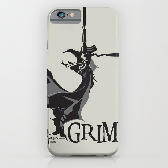 GRIM iPhone & iPod Case