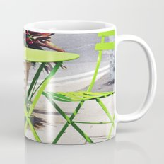 Lime Green Situation in NYC Mug