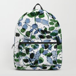 Synergy Blue and Green Backpack