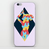 lucy iPhone & iPod Skins featuring Lucy by Popsicle Illusion