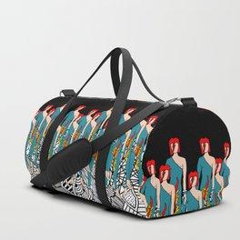 Heroes Fashion 8 Duffle Bag
