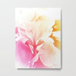 Pastel Flower 3 Metal Print