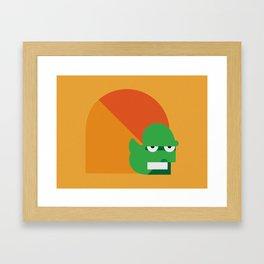 Enjoyable Blanka Framed Art Print