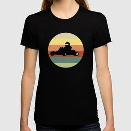 Go Kart Silhouette T-shirt