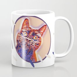 have a purrfect day (with cat) Coffee Mug
