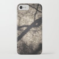 shadow iPhone & iPod Cases featuring Shadow by Maria Heyens