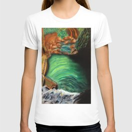 Over the falls T-shirt