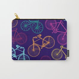 Bicycles - Vintage 1 Carry-All Pouch