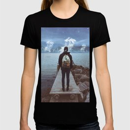 apparition at the pier T-shirt
