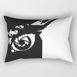 ::photosensitive:: Rectangular Pillow