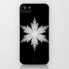 Fractal Snowflake iPhone (5, 5s) Slim Case