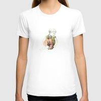 boy T-shirts featuring boy by Andreas Derebucha