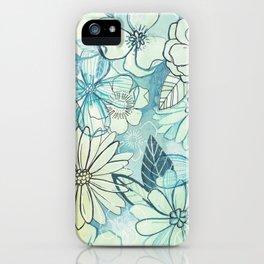Floralista iPhone Case