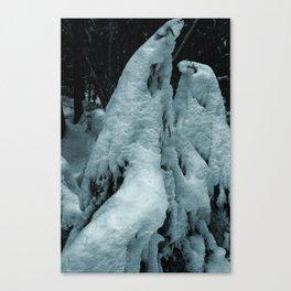 Snow Spirits. Canvas Print
