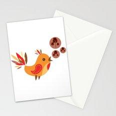 Talking Bird Stationery Cards