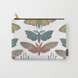 Saturn Moths Carry-All Pouch