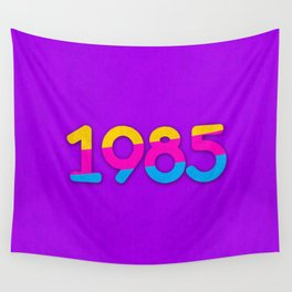 1985 Wall Tapestry