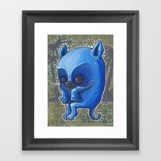 Skippy Framed Art Print