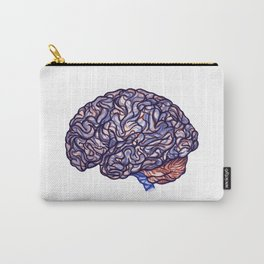 Brain Storming and tangled thoughts Carry-All Pouch
