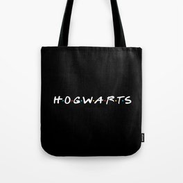 """Hogwarts """"Friends"""" Style Tote Bag"""