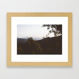 Sardinia no.4 Framed Art Print