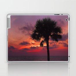 Romantic Breezy Sunset Laptop & iPad Skin